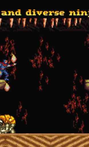 Ninja Ranger  Rumor de superhéroes 4