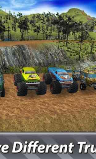 Rally Extreme: Offroad Racing - carrera y ganar! 4