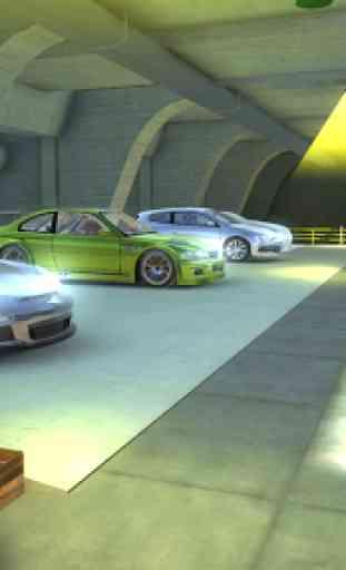 911 GT3 Drift Simulator 1