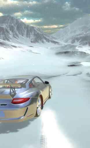 911 GT3 Drift Simulator 2