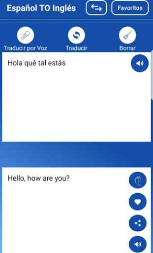 Traductor Español Ingles/Inglés Español Voz Texto 2