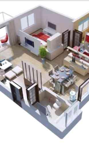 3d casa diseño 2