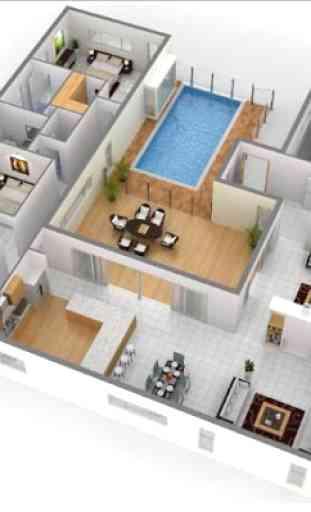 Arquitecto 3d en casa 1