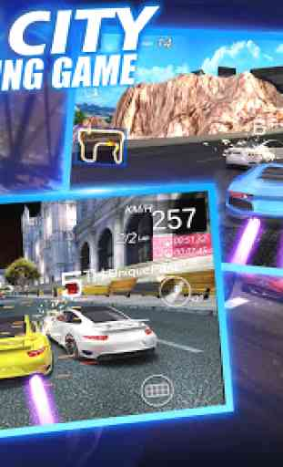 Drift City-Hottest Racing Game 2