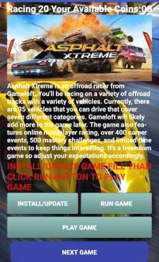 RacingCrush Top20 Racing Games 2