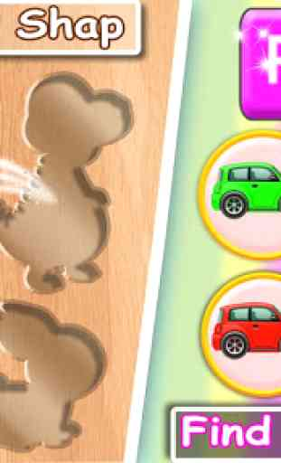Smart Baby Games - Toddler games for 3-6 year old 3