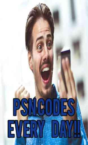 Sorteos y Rifas tarjetas de regalo de PSN 3