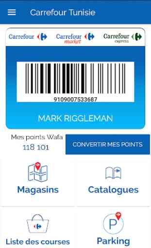 Carrefour Tunisie 1