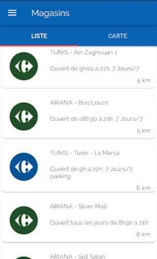 Carrefour Tunisie 4