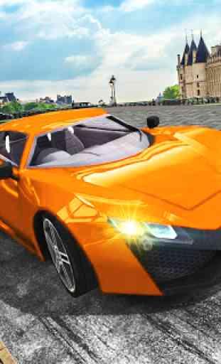 drive asfalto carro Xtreme simulador 1