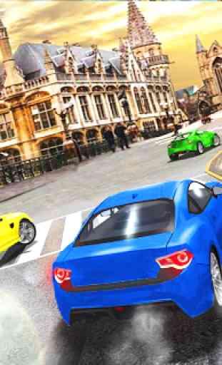drive asfalto carro Xtreme simulador 2