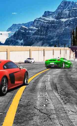 drive asfalto carro Xtreme simulador 4