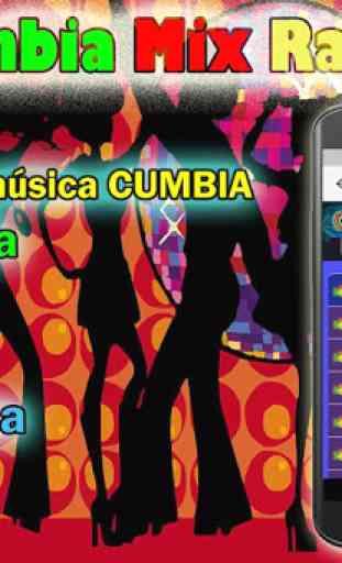 Cumbia mix radio 3