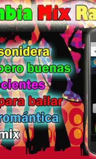 Cumbia mix radio 4