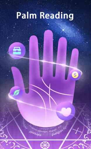 My Palmistry & Astrology: Face Aging & Palm Reader 1