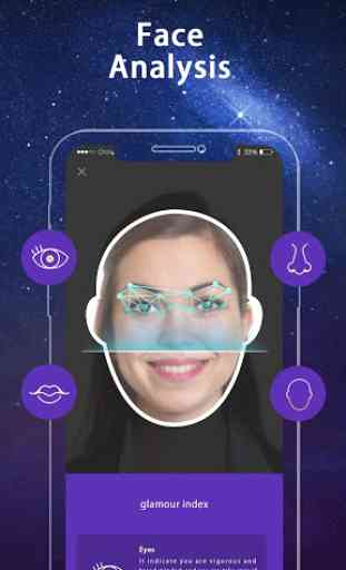 My Palmistry & Astrology: Face Aging & Palm Reader 3