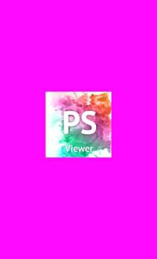 PS (PostScript) File Viewer 1