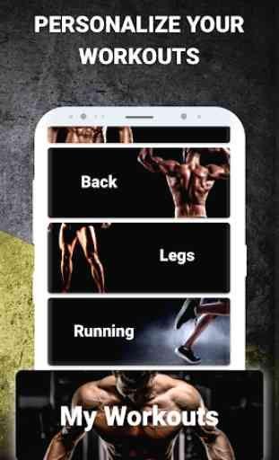 Sworkout - Fitness Training and Weightloss 2