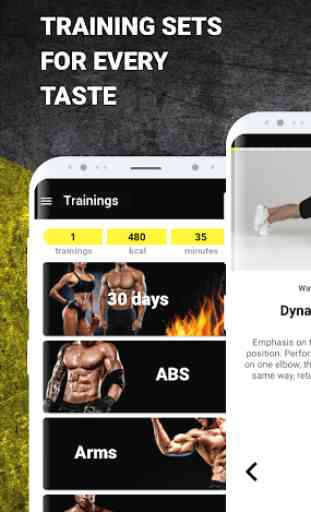 Sworkout - Fitness Training and Weightloss 3