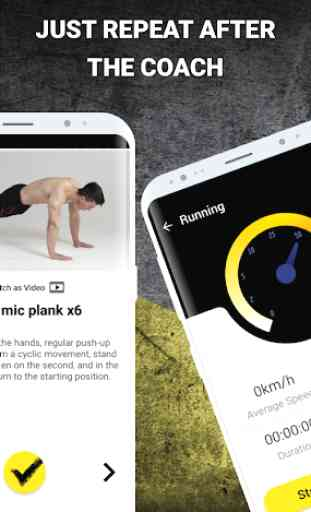 Sworkout - Fitness Training and Weightloss 4