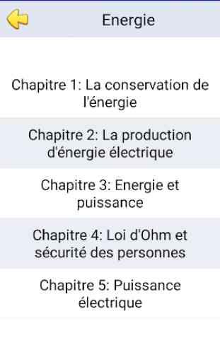 cours de physique chimie 3ème 1