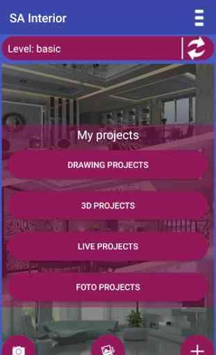SA Interior - diseño de interiores 3D 1
