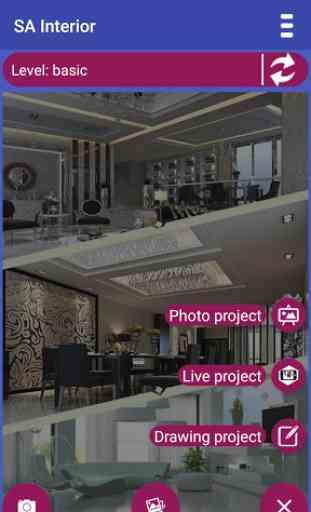 SA Interior - diseño de interiores 3D 2