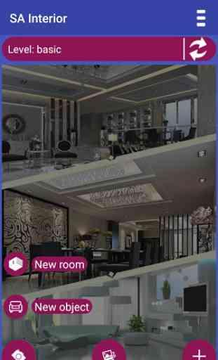 SA Interior - diseño de interiores 3D 4