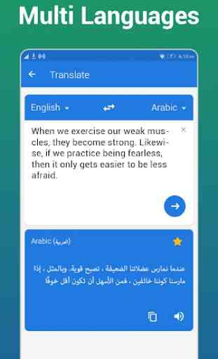 traductor de idiomas, texto de voz traducir todo 2