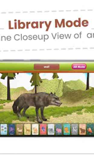 Animal AR 3D Safari Flash Cards 1