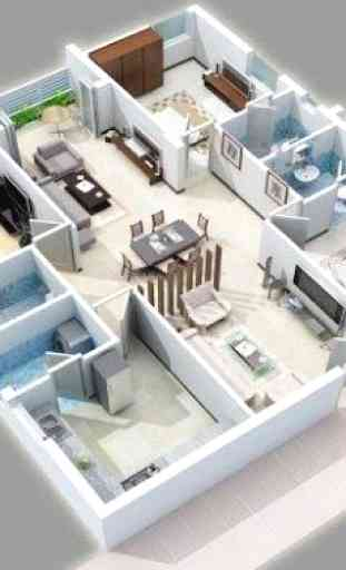 Interior Interior Ideas 3D 1