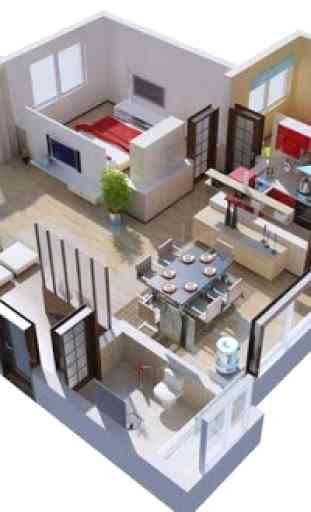 Interior Interior Ideas 3D 3