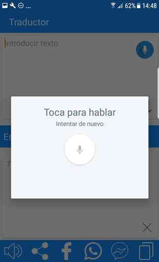 Traductor Android - Traduce Voz, Texto,Páginas Web 2
