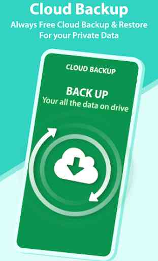 Calculator Vault- Photo & Video Vault Cloud Backup 3