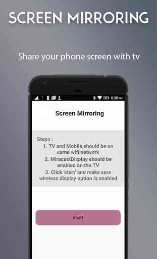 All Share Cast For Smart TV App 2