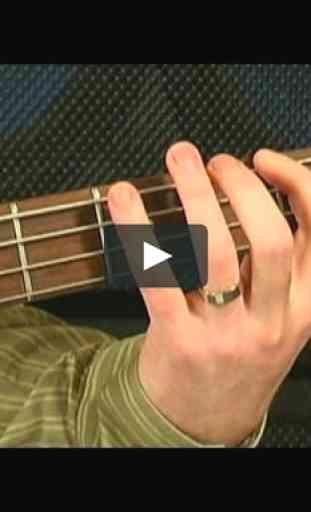 Aprender a tocar el bajo 2