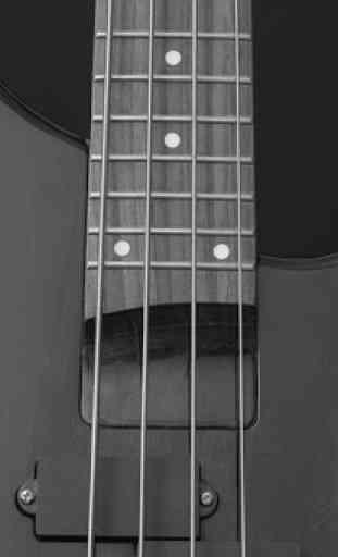 Aprender a tocar el bajo 4