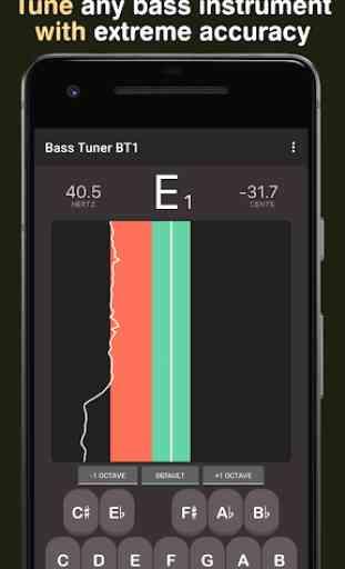 Bass Tuner BT1 1