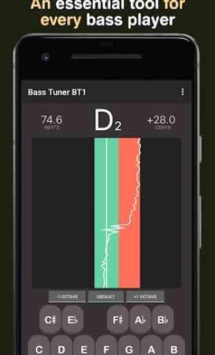 Bass Tuner BT1 3