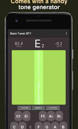 Bass Tuner BT1 4