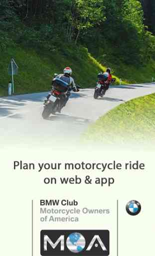 BMW MOA 1