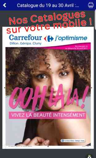 Carrefour Dillon Génipa Cluny 3