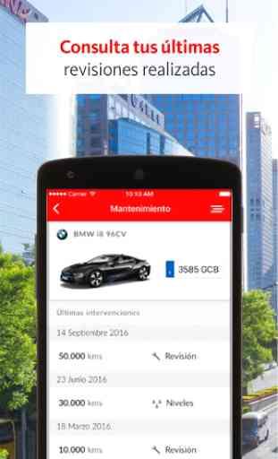 Renting Santander Bansacar 2