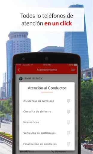 Renting Santander Bansacar 4