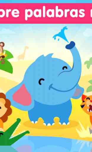 Sonidos de animales ~ Juegos educativos para niños 2