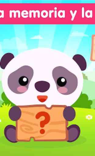 Sonidos de animales ~ Juegos educativos para niños 3