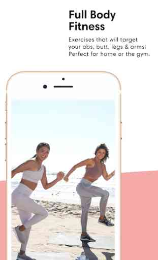 Tone It Up: Workout, Exercise & Fitness App 3