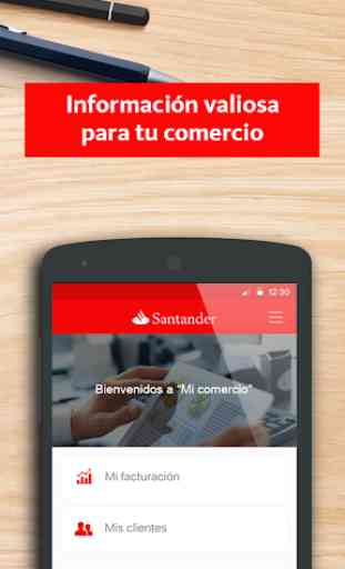 Mi Comercio Santander - TPV 1