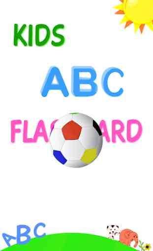 Abc Kids Flashcard 1