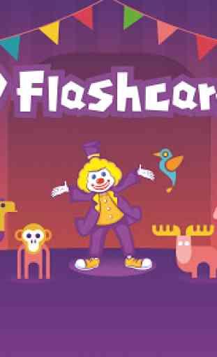 4D Flashcards 1